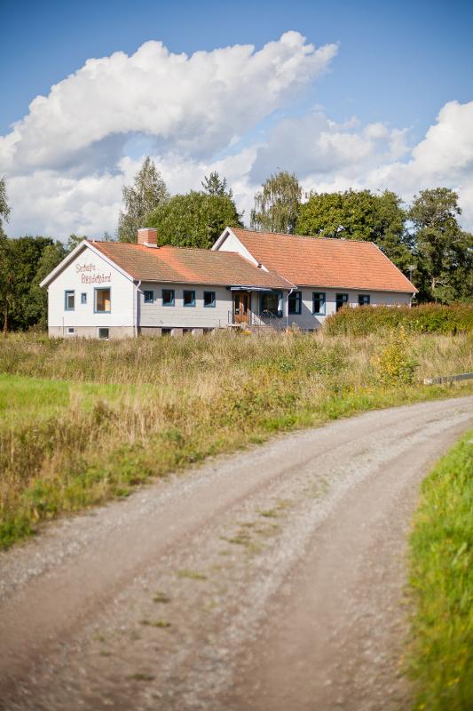 Bild på Sevalla bygdegård